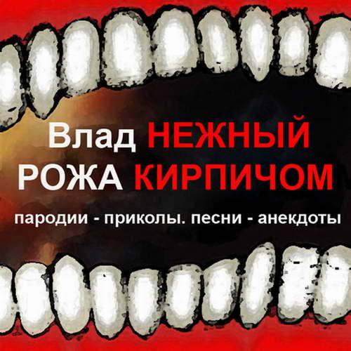 Нежный Владимир - Рожа кирпичом. Пародии-приколы, песни-анекдоты 2015(320)