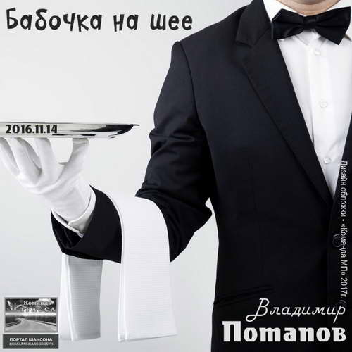 Потапов Владимир - Бабочка на шее 2016(256)