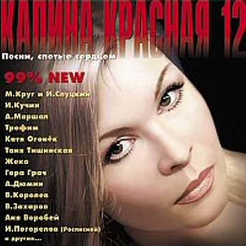 Сборник - Калина красная-12 2004(320)