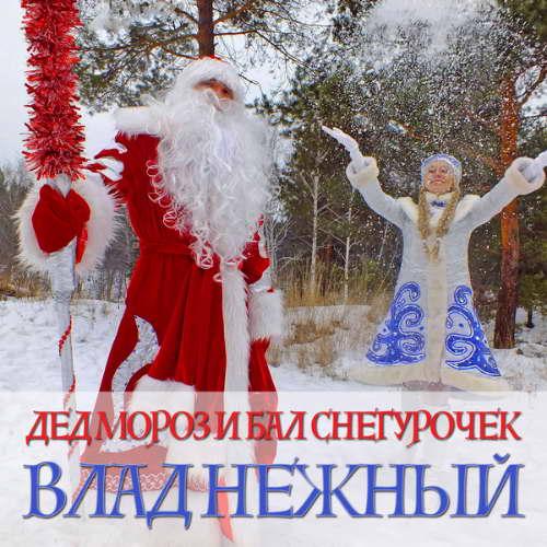 Нежный Владимир - Дед Мороз и бал Снегурочек 2017(320)