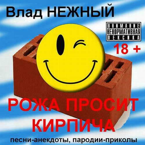 Нежный Владимир - Рожа просит кирпича. Песни-анекдоты, пародии-приколы 2014(320)